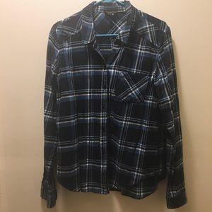 Paige Plaid Flannel Shirt